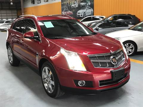 2010 Cadillac SRX for sale at Auto Imports in Houston TX