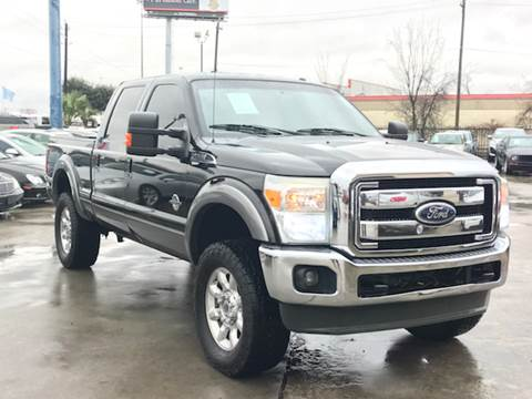 2011 Ford F-250 Super Duty for sale at Auto Imports in Houston TX