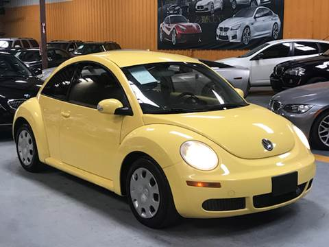 2010 Volkswagen New Beetle for sale at Auto Imports in Houston TX