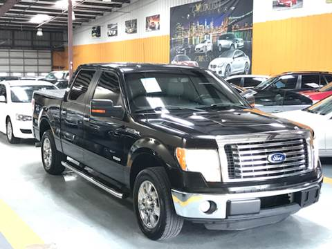 2011 Ford F-150 for sale at Auto Imports in Houston TX