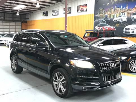2011 Audi Q7 for sale at Auto Imports in Houston TX