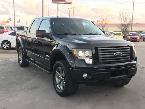 2012 Ford F-150 for sale at Auto Imports in Houston TX