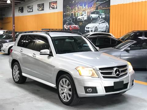 2010 Mercedes-Benz GLK for sale at Auto Imports in Houston TX