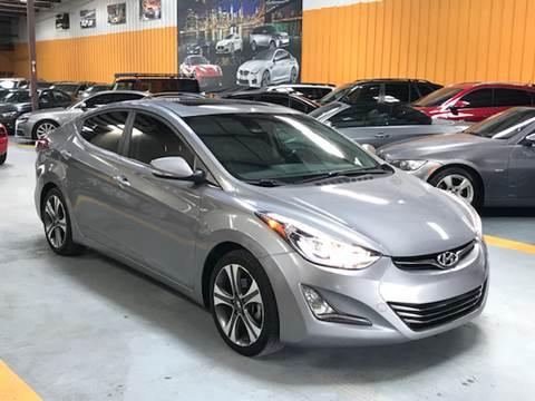 2015 Hyundai Elantra for sale at Auto Imports in Houston TX