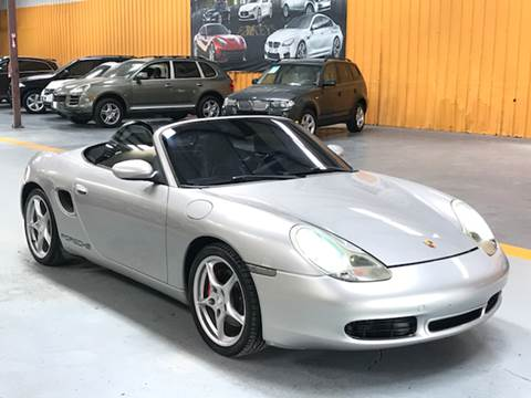 2001 Porsche Boxster for sale at Auto Imports in Houston TX