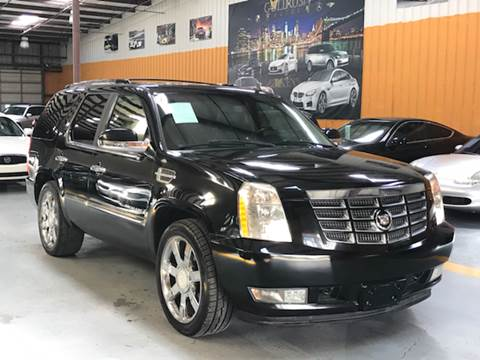 2008 Cadillac Escalade for sale at Auto Imports in Houston TX