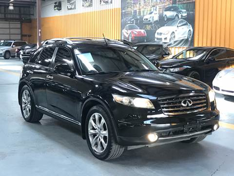 2008 Infiniti FX35 for sale at Auto Imports in Houston TX