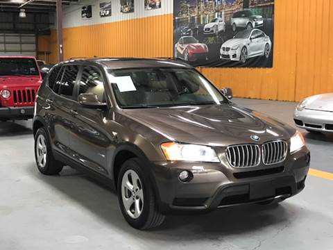 2012 BMW X3 for sale at Auto Imports in Houston TX