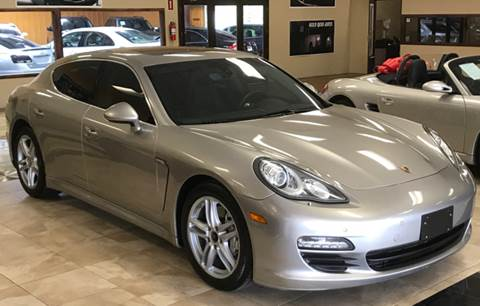 2011 Porsche Panamera for sale at Auto Imports in Houston TX