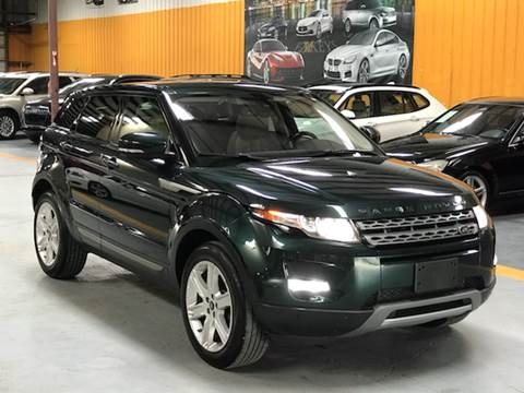 2013 Land Rover Range Rover Evoque for sale at Auto Imports in Houston TX