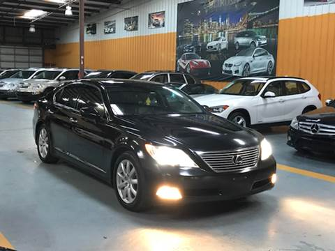 2007 Lexus LS 460 for sale at Auto Imports in Houston TX