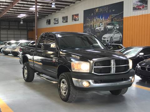2008 Dodge Ram Pickup 2500 for sale at Auto Imports in Houston TX