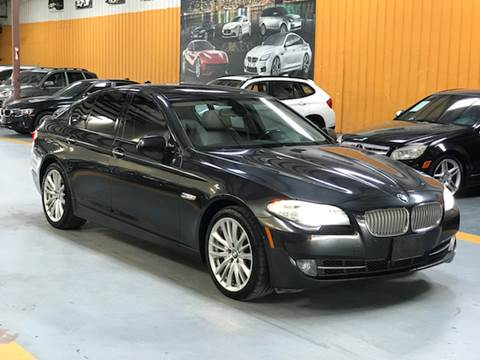 2011 BMW 5 Series for sale at Auto Imports in Houston TX