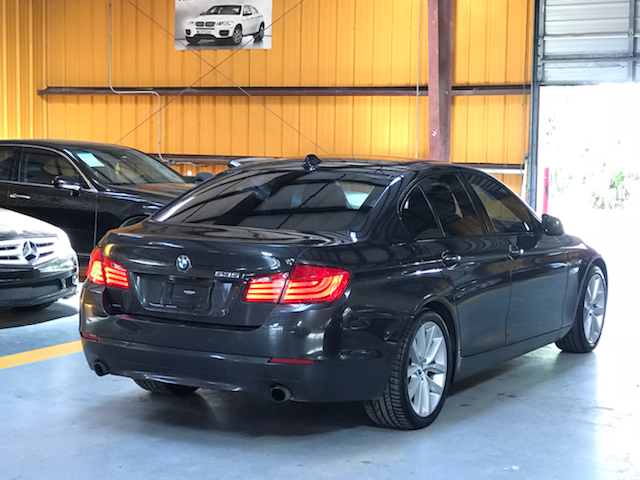 2011 Bmw 5 Series 535i 4dr Sedan In Houston TX