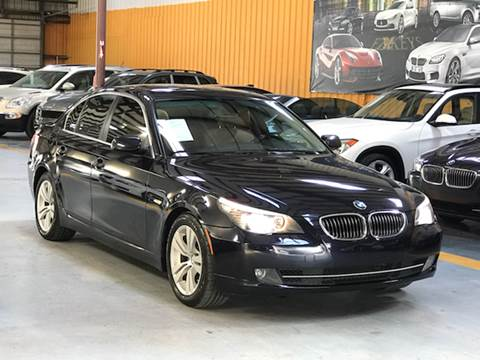 2009 BMW 5 Series for sale at Auto Imports in Houston TX