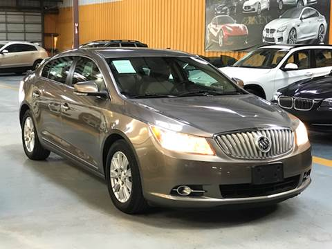 2012 Buick LaCrosse for sale at Auto Imports in Houston TX