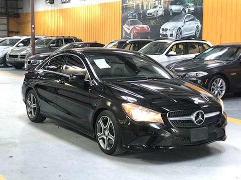 2014 Mercedes-Benz CLA for sale at Auto Imports in Houston TX