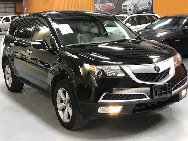2011 acura mdx sh awd w tech 4dr suv w technology package in houston rh bestcardeals us 2009 Acura MDX 2011 Acura MDX White