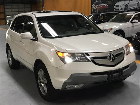 2009 Acura MDX for sale at Auto Imports in Houston TX