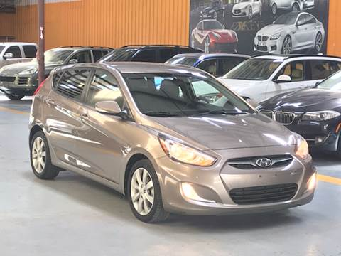 2013 Hyundai Accent for sale at Auto Imports in Houston TX