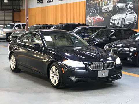 2013 BMW 5 Series for sale at Auto Imports in Houston TX