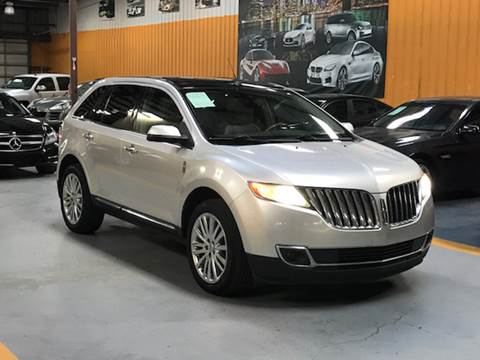 2011 Lincoln MKX for sale at Auto Imports in Houston TX