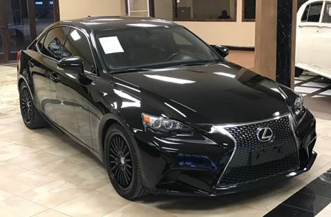 2014 Lexus IS 350 for sale at Auto Imports in Houston TX