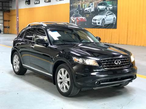 2007 Infiniti FX45 for sale at Auto Imports in Houston TX