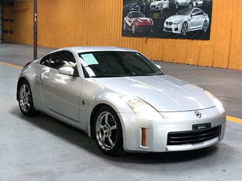 2006 Nissan 350Z for sale at Auto Imports in Houston TX