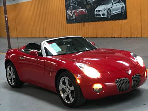 2007 Pontiac Solstice for sale at Auto Imports in Houston TX