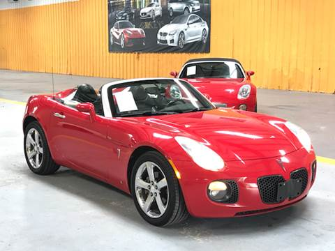 2008 Pontiac Solstice for sale at Auto Imports in Houston TX