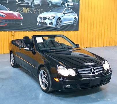 2009 Mercedes-Benz CLK for sale at Auto Imports in Houston TX