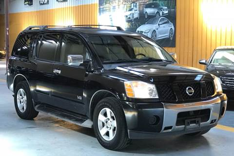 2007 Nissan Armada for sale at Auto Imports in Houston TX