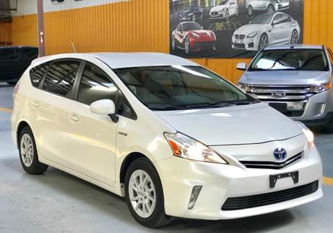 2013 Toyota Prius v for sale at Auto Imports in Houston TX