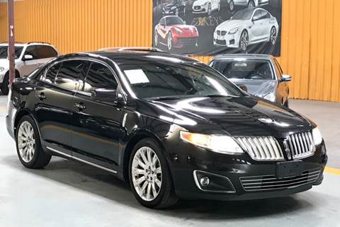 2011 Lincoln MKS for sale at Auto Imports in Houston TX