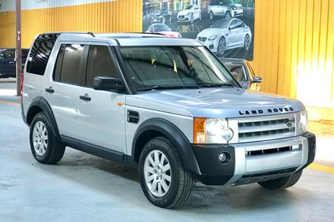 2005 Land Rover LR3 for sale at Auto Imports in Houston TX