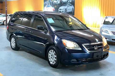 2007 Honda Odyssey for sale at Auto Imports in Houston TX