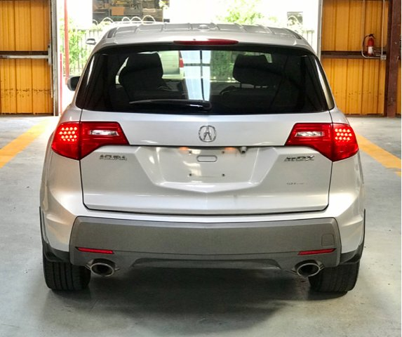 2008 Acura Mdx SH AWD W/Tech 4dr SUV W/Technology Package