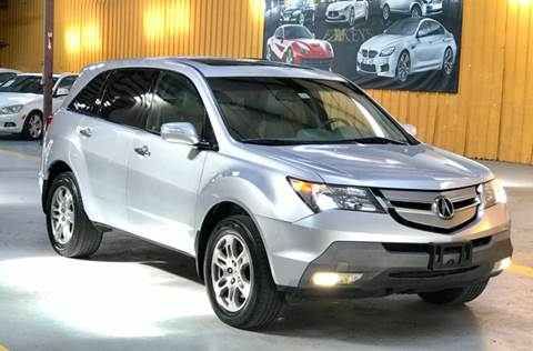 2008 Acura MDX for sale at Auto Imports in Houston TX