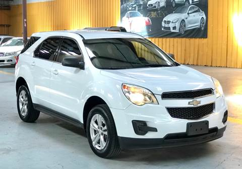 2011 Chevrolet Equinox for sale at Auto Imports in Houston TX