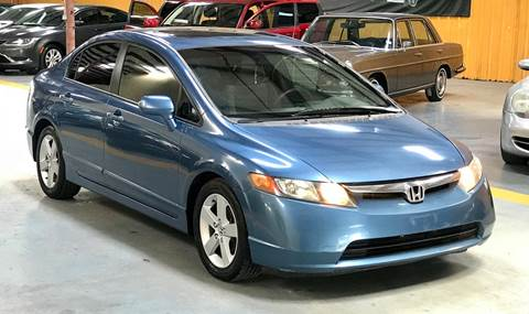 2006 Honda Civic for sale at Auto Imports in Houston TX