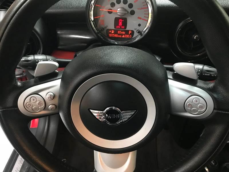 2009 MINI Cooper Clubman S 3dr Wagon - Houston TX