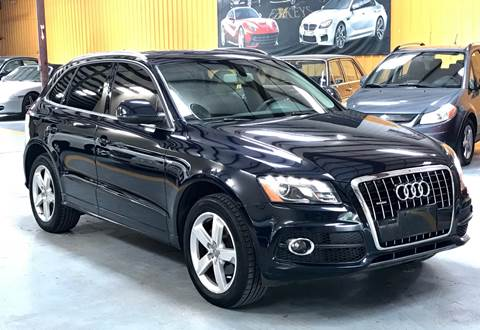 2011 Audi Q5 for sale at Auto Imports in Houston TX