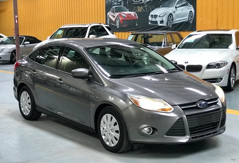 2012 Ford Focus for sale at Auto Imports in Houston TX