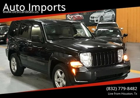 2009 Jeep Liberty for sale in Houston, TX