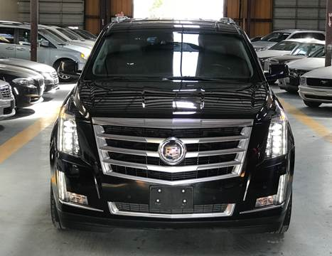 Cadillac Used Cars Diesel Trucks For Sale Houston Auto Imports