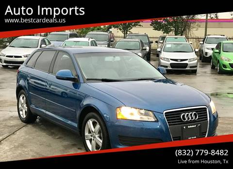 2009 Audi A3 for sale in Houston, TX