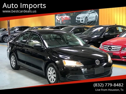 2014 Volkswagen Jetta for sale in Houston, TX