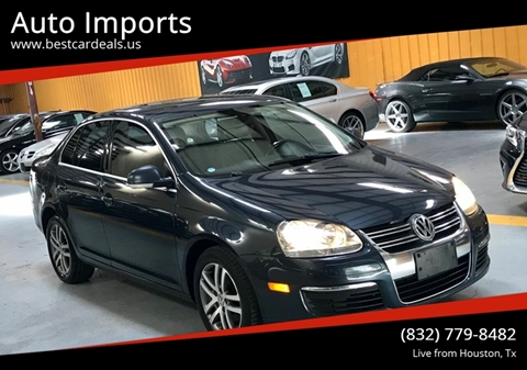 2005 Volkswagen Jetta for sale in Houston, TX