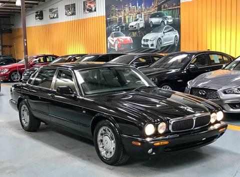 1998 Jaguar XJ-Series